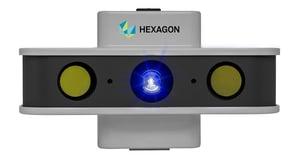 White Light scanning tool AICON PrimeScan