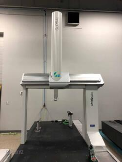 Brown & Sharpe Global Advantage 122210 Bridge Type CMM Machine1
