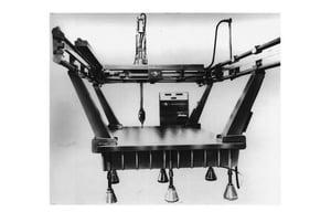 Prototype DEA CMM Machine